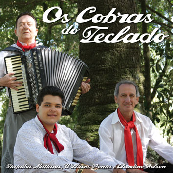 Os Cobras do Teclado - Itajaíba Mattana, Willians Pontes e Claudino Bolson