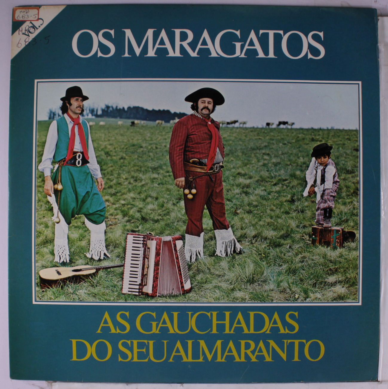 As Gauchadas Do Seu Amaranto de Os Maragatos