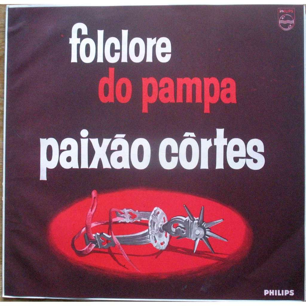 Folclore do Pampa de Paixão Côrtes