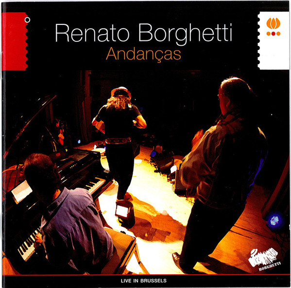 CD Andanças - Live in Brussels